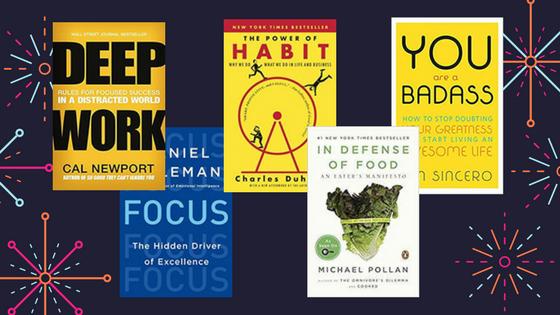 self-help book covers
