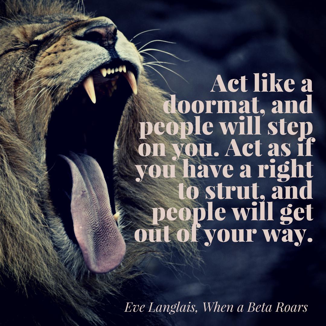 Eve Langlais quote IG