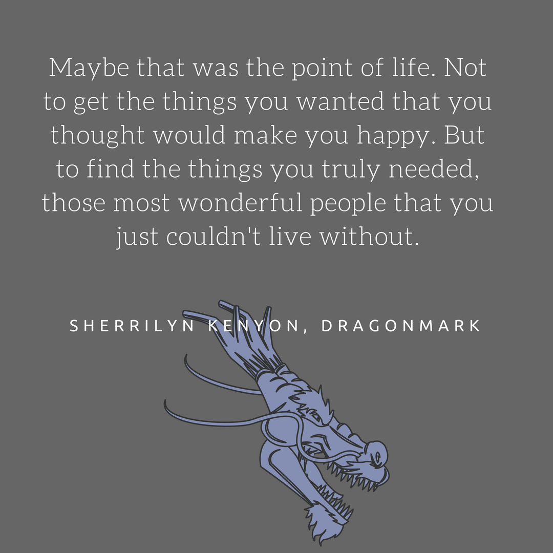 Sherrilyn Kenyon quote IG