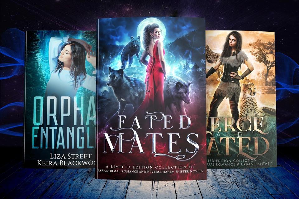 fm KBLS paperback trio