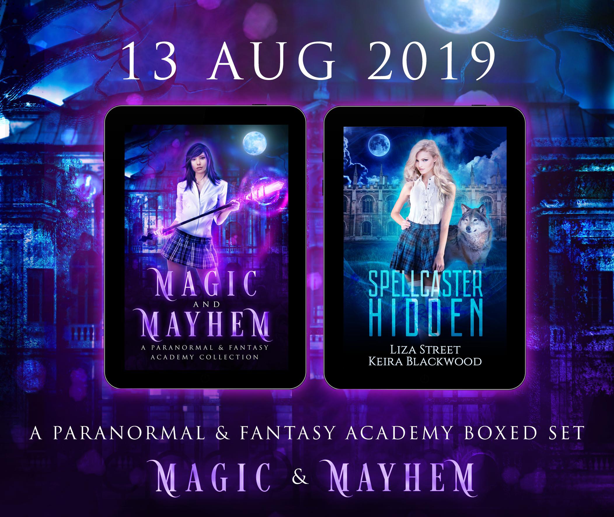 magic and mayhem spellcaster hidden