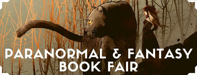 paranormal & fantasy book fair