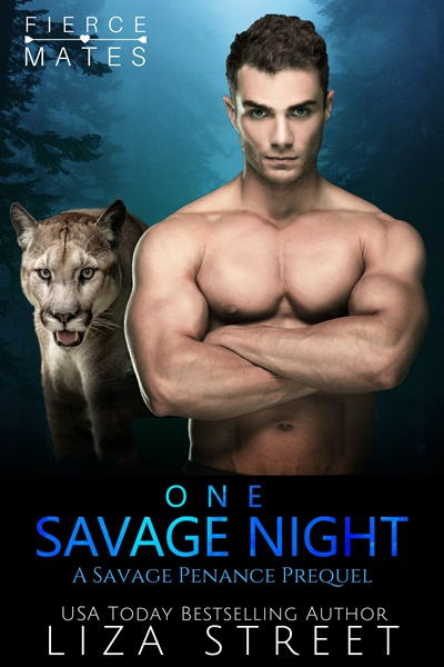 One Savage Night cover_small